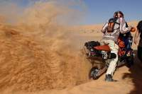 Tunisia Enduro Tour - Motorcycle tour through Allah's Garden