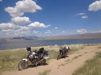 Mongolia - Enduro tour to the Central Mountains of Mongolia: Khangai