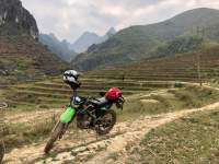 Vietnam Motorcycle Tour - Northern Vietnam Hiltribes
