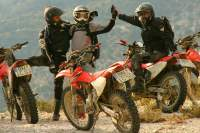Spanien - Motorrad Offroad Tour in Andalusien