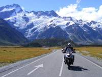 Neuseeland Luxus Motorradreise  - Full Throttle