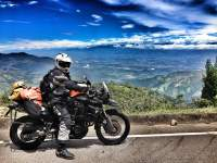 Colombia Motorcycletour - The Twisty Colombia Tour
