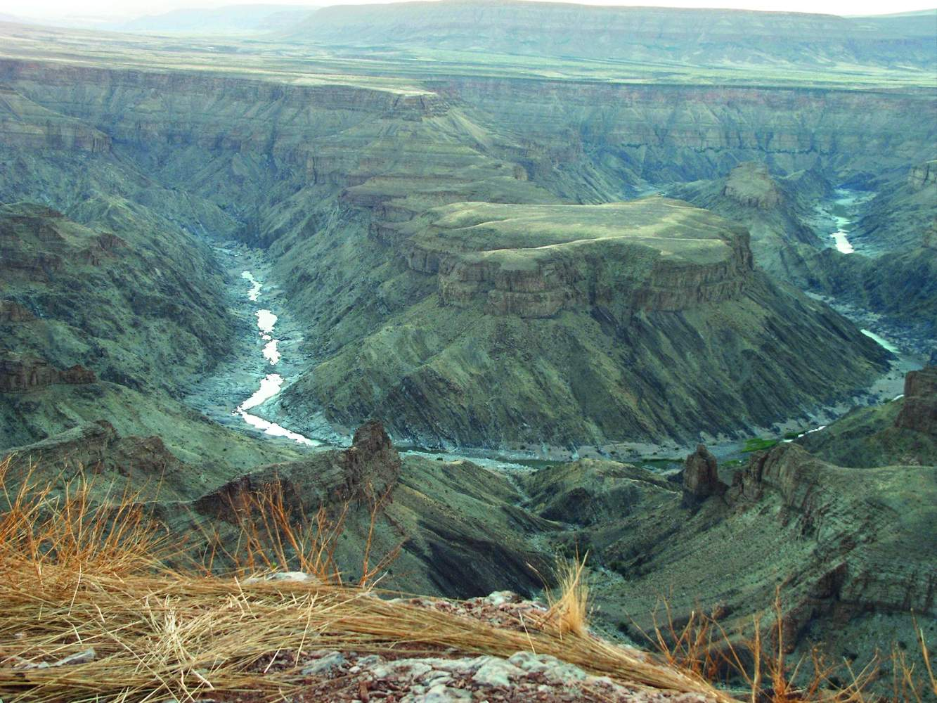 Fish River Canyon - Namibia
