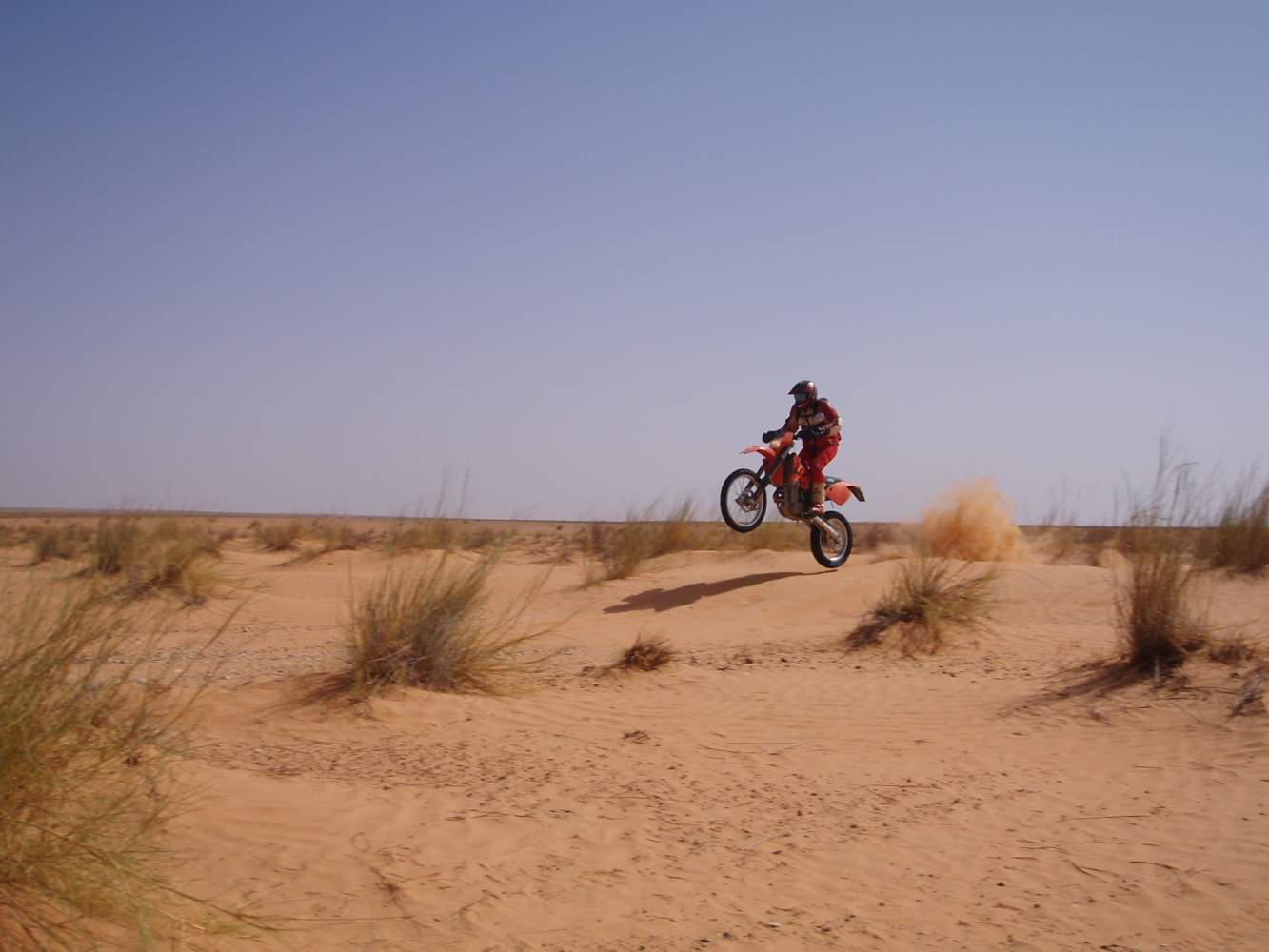 Tunesien auf einer Overcross Enduro Abenteuerreise