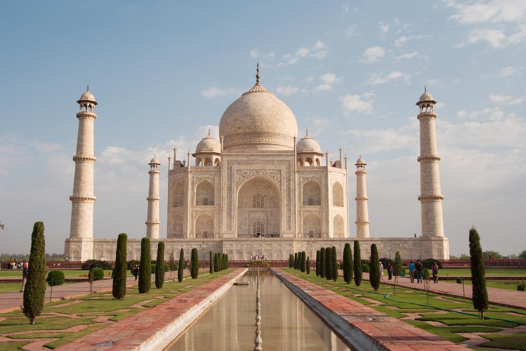 Taj Mahal in Indien Agra