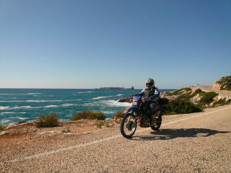 Motorradtouren in der Türkei Verkehrsnetz