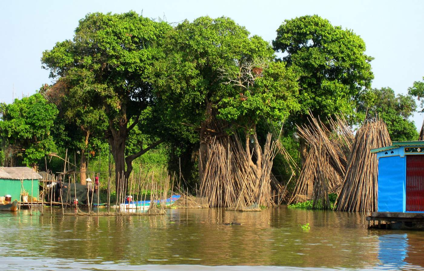 Kambodscha Naturschutz Reisen Motorrad Reise