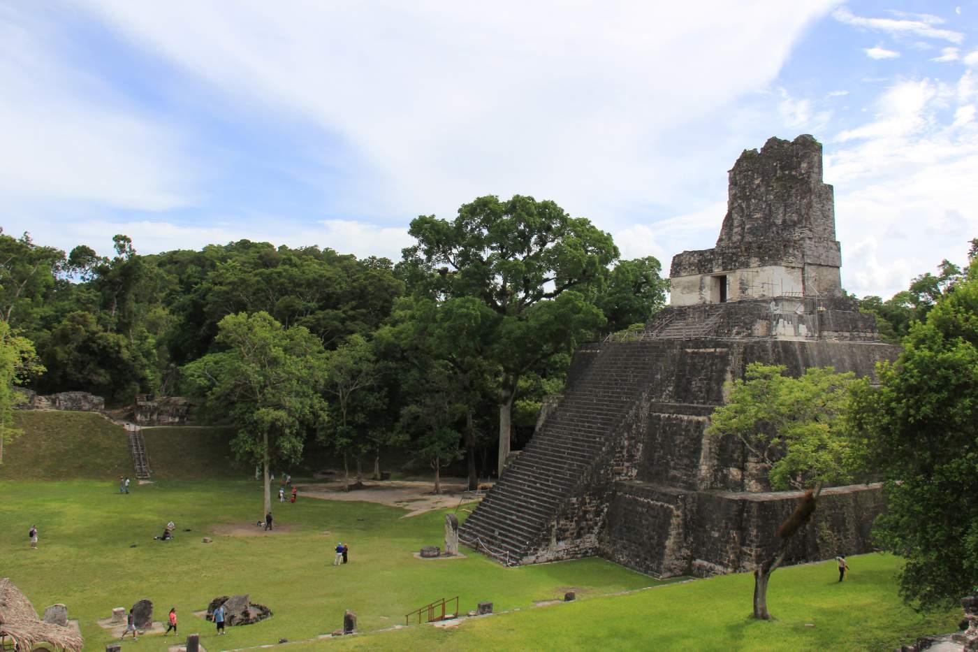 Ruinen von Tikal, Guatemala