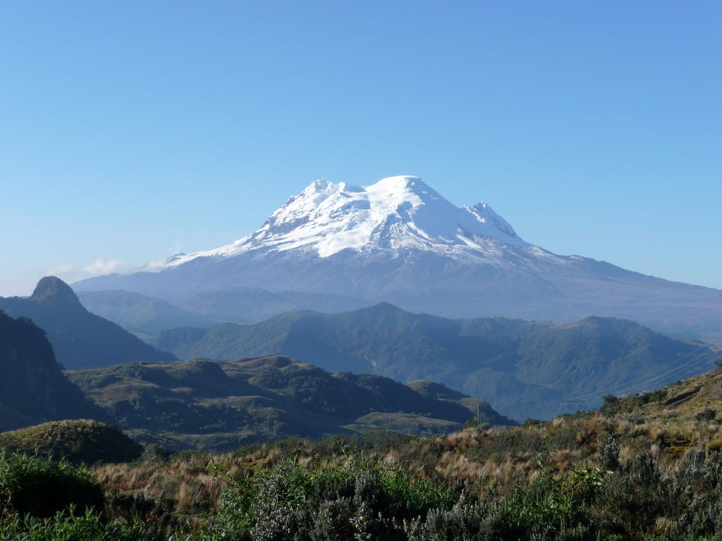 Ecuador Rundreisen mit Overcross