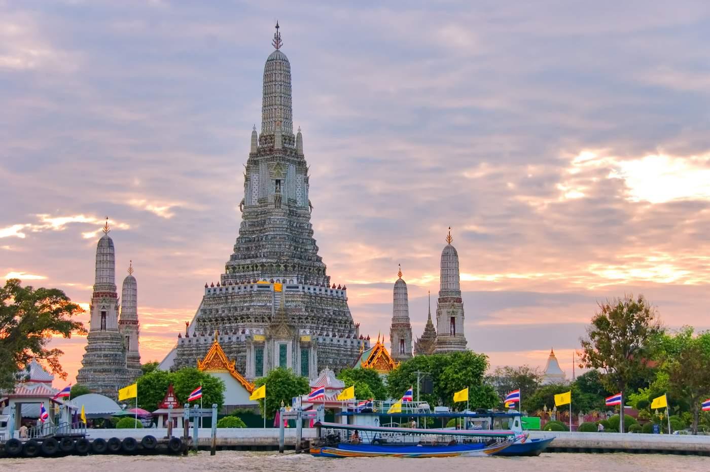 Thailands Städte. Länderinfo vom Reiseveranstalter OVERCROSS